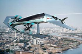新体验 阿斯顿·马丁概念飞机