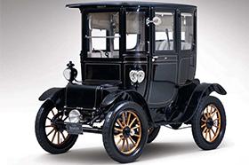 如何开走一台100多年前的电动车