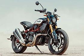 迈入新领域 印第安FTR 1200上市