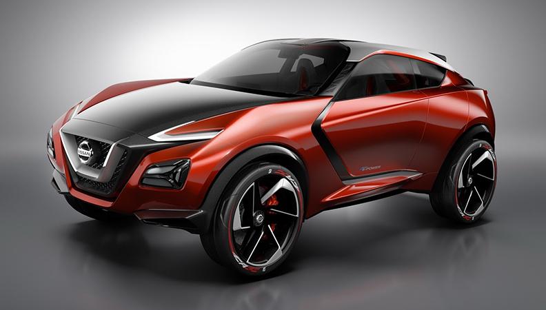 含电动版 第二代日产JUKE将于明夏推出