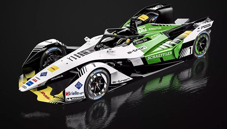 奥迪:Formula E技术可应用于量产车