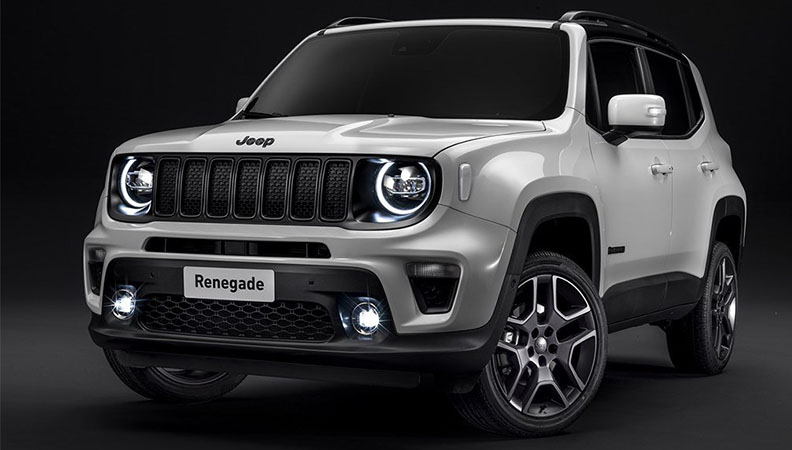 含多款特别版 Jeep日内瓦车展阵容公布