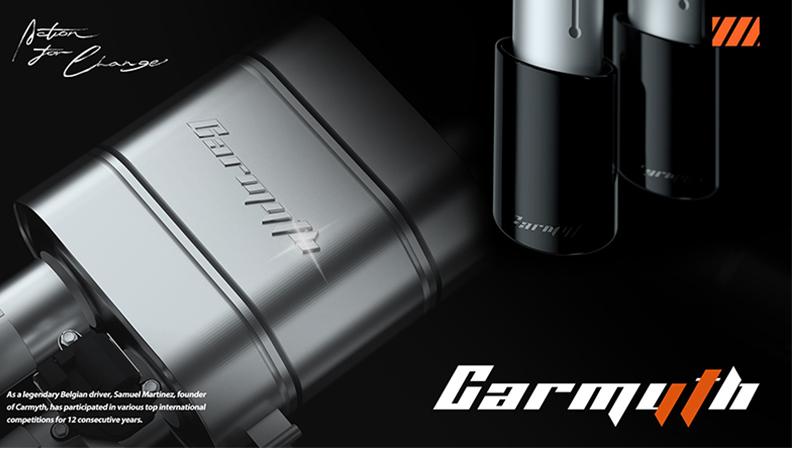 硬核来袭 Carmyth Exhaust为变革而生