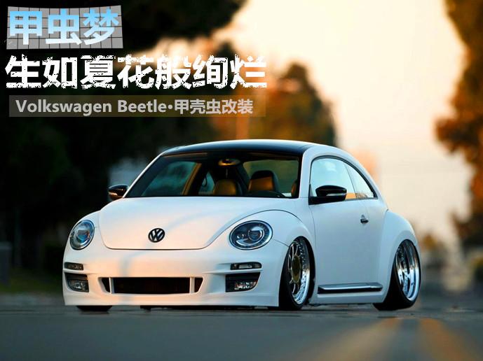 Volkswagen Beetle 甲壳虫改装鉴赏