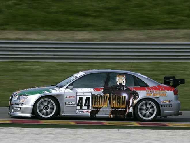 雷克萨斯、奔驰和保时捷,2012赛季奥迪意大利厂商方面将只持高清图片