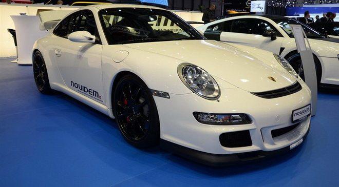 保时捷911 gt3动力大幅提升高清图片