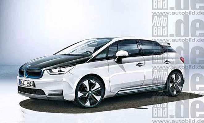 扩大电动车阵容 宝马 i 系新车2015年推出图片