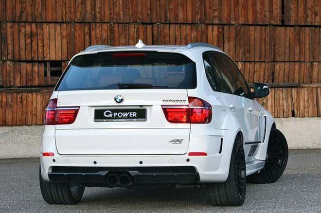 宝马 改装/SUV改装之德国G/POWER打造最强宝马X5