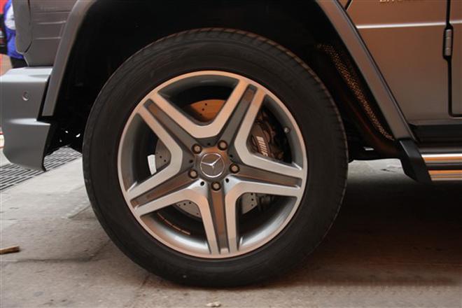 奔驰g65 amg车型抢先实拍 2012年北京车展 高清图片