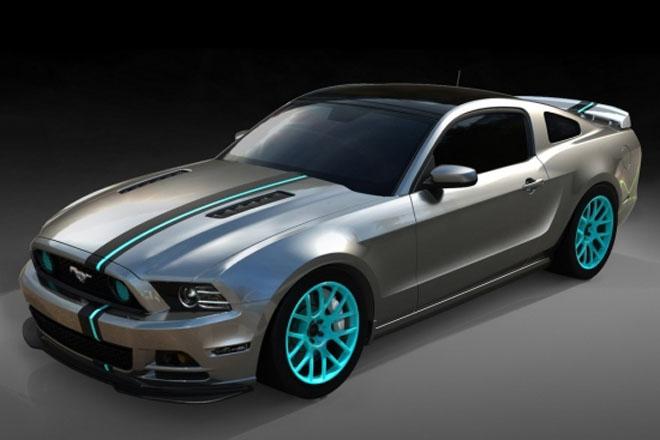须眉2013 Ford Mustang GT女士专属