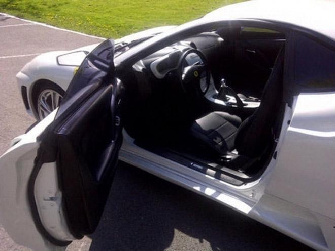 地雷滚滚 丰田Celica双门小跑变身法拉利F430