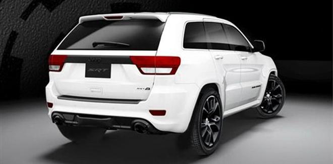 jeep将推两款大切诺基srt8特别版车型高清图片