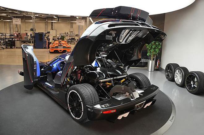 科尼塞克agera x,科尼塞克agera r跑车,科尼塞克agera,极高清图片