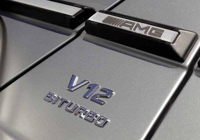 奔驰g63 amg和g65 amg将于年底上市 高清图片