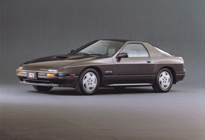 马自达/1986–1991马自达RX/7(FC)