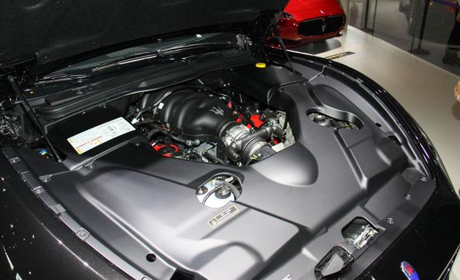 新款玛莎拉蒂gt跑车上市 售258.8万高清图片