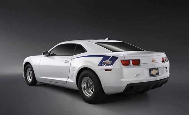 2014款雪佛兰科迈罗将搭载两款新引擎高清图片