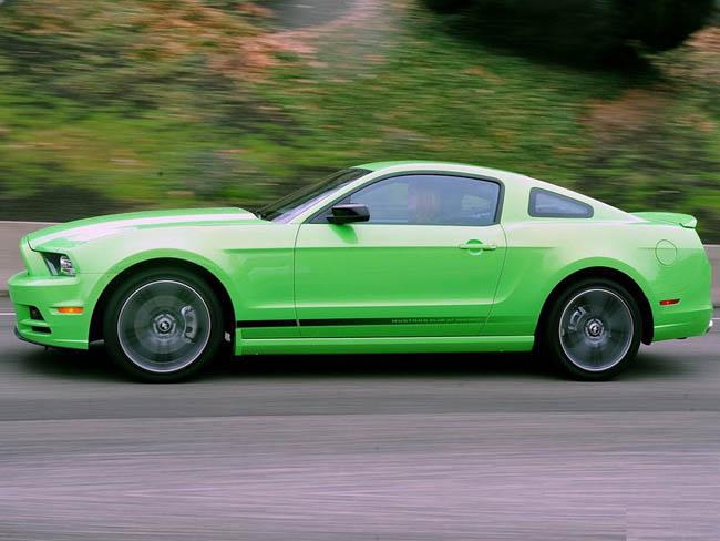 运动轿跑 基于福特野马打造高清图片