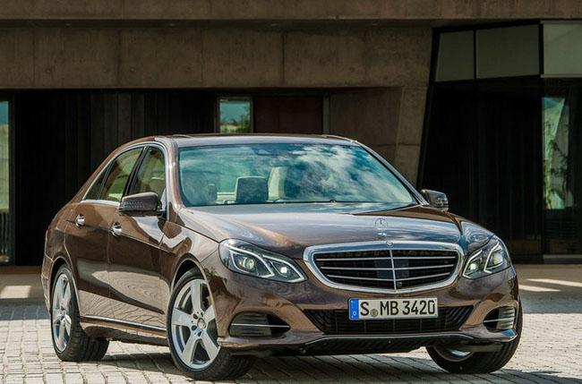 奔驰新e级德国售32.4万起 于四月开售 高清图片
