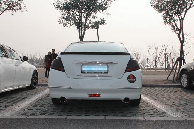 不一样的vip 日产天籁 变身记 最新汽车性能提高清图片