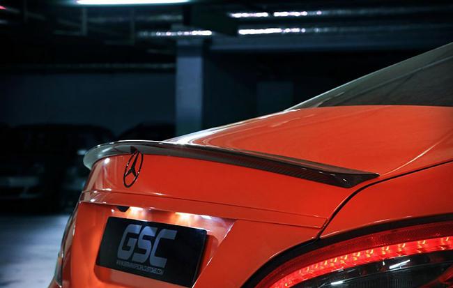 我是大牛 德国gsc改装奔驰cls63 amg 高清图片