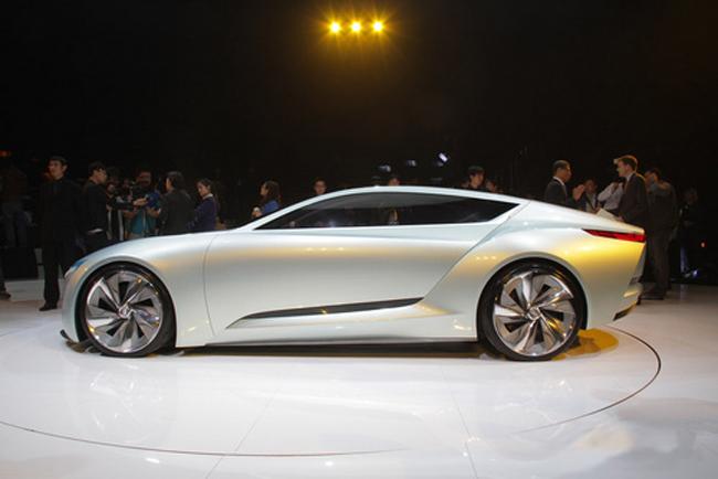 2013上海车展 别克Riviera II概念车首发 - 国内最