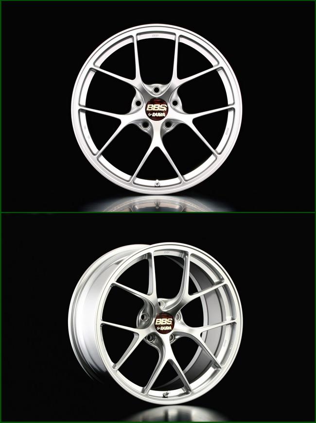 世界最轻轮圈:日本BBS RI-D轮圈(航空合金锻造)-上海改装