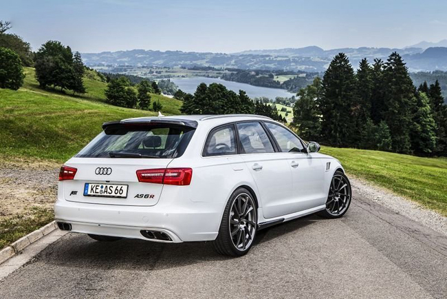 ABT改装奥迪S6旅行版-奥迪S6旅行版性能套件 600马力 V8引擎
