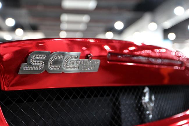 SCC超跑俱乐部-SCC携超跑重磅亮相2013酷车小镇狂欢节图片