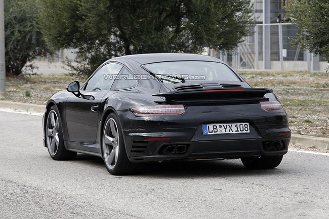 保时捷911 Turbo