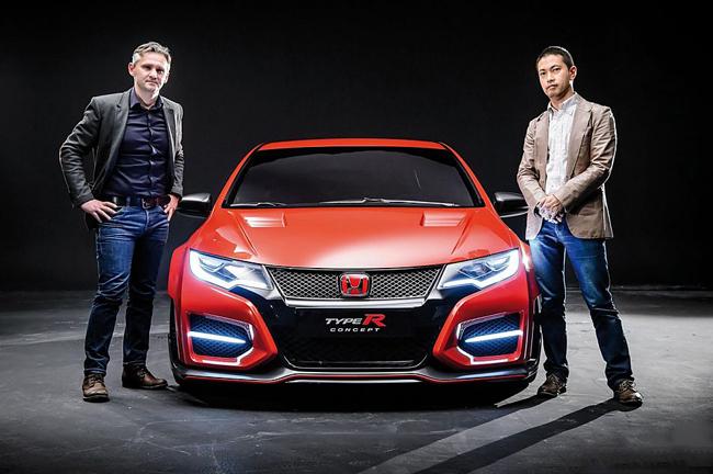 本田思域typer概念车型 开创品牌新纪元