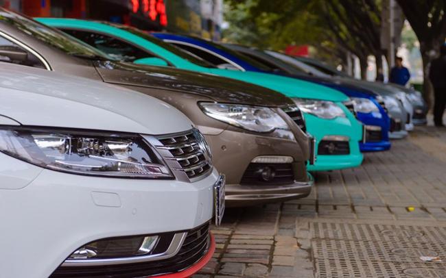 CC改装专家 福州车之炫汽车轮胎商探访高清图片