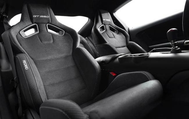 野马Shelby GT350发布 动力达507Ps