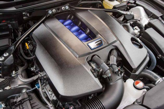 经典永存 雷克萨斯v8自吸引擎大揭秘 高清图片