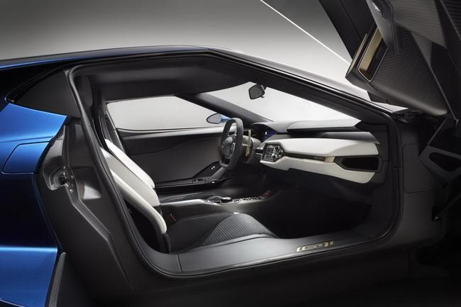 福特全新跑车 动力超保时捷911TurboS高清图片