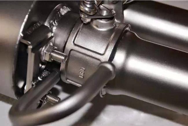 奥迪A4L怎么玩?改套K2 MOTOR排气